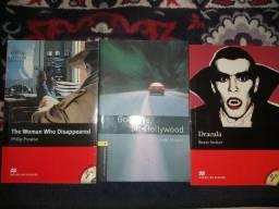 Vendo Kit com 3 livros de Inglês