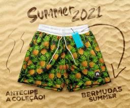 Bermudas summer coleção Nova  edição limitada  todos tamanhos disponível