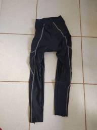 Calça para ciclismo masculina tamanho M