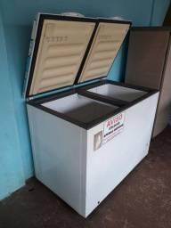 Freezer Cônsul 2 portas 404 litros R$ 1400.00
