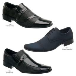 Sapato Social San Lorenzo - Atacado