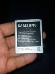Bateria de celular sansung usada.30 reais.