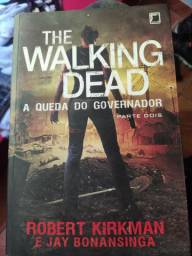 The walking dead livros