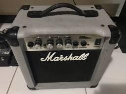 Cubo para guitarra Marshall MG 10CD
