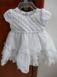 Vestido Batizado ou Daminha