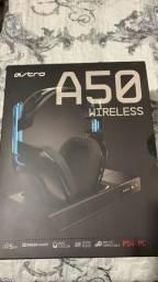 Headset Astro A50 Ps4 e Pc