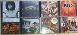 Pacote 8 CDs Rock - Raridade