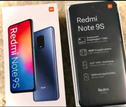 Redmi Note 9S 128G 6GB Ram Novo