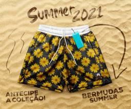 Bermudas summer pré venda todos tamanhos disponível