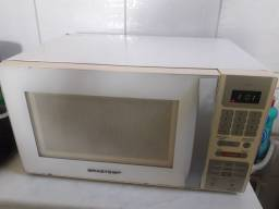 Vendo microondas Brastemp 30L