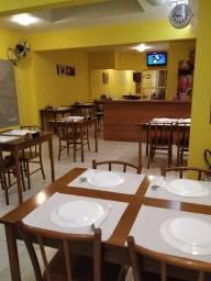 Vende-se mobiliário completo para restaurante!