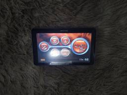 GPS Multilaser com tv digital 7""