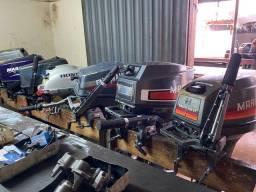 Motores usados revisados