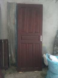 Portas e janela