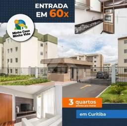 Rm. Apartsmento 3 quartos, na melhor localizaçao de Curitiba