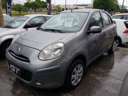 NISSAN MARCH 1.0 COMPLETO 2012