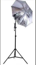 Sombrinha de iluminação para Studio
