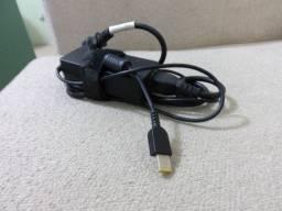 Carregador original para notebook Lenovo bico quadrado por R$200 tratar 9- *