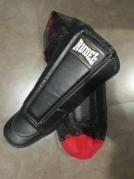 Caneleira Muay Thai - RUDEL