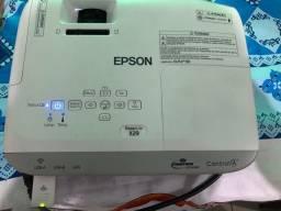 Projetor Epson X29 Wi-Fi  completo todo perfeito