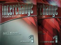 Livros Inglês Interchange 1 - Fourth edition