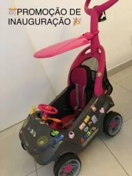 Carrinho Smart Rosa - Usado