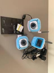 Babá eletrônica - infant optics DRX-5 vídeo