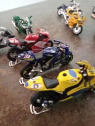 Coleçao de motos Maisto