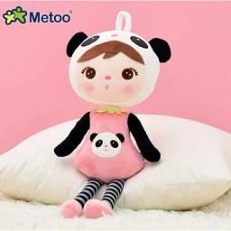 Boneca Metoo Original modelo Panda 45 cm