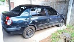 Batido - Clio Authentique 1.6 16V 2005/2005