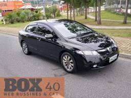 Civic LXL 1.8 automático 2011