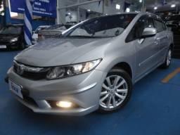 Civic 2.0 Lxr 16v Flex 4p Aut *Aceito Troca * F.I.N.A.N.C.I.O