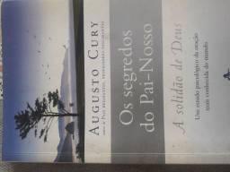 Livro Os Segredos do pso-nosso de Augusto Cury