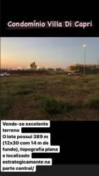 Terreno VILA DI CAPRI condomínio fechado
