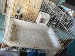 Vendo gaiola grande para coelho ou porquinho da Índia