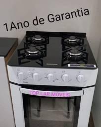 PROMOÇÃO  FOGÃO 4 BOCAS 1 ANO DE GARANTIA confira