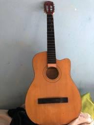 Vendo violão acústico kashima