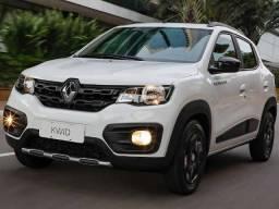 Vendo Renault Kwid intense 2020 parcelado sem juros no boleto com parcelas a negociar.