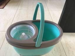 Mop Giratório Limpeza Geral Verde Esmeralda