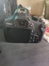 Canon t5 + lente