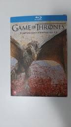 Box Game of Thrones - Blu Ray HD