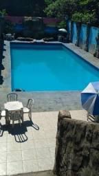 Título do anúncio: salão de festas com piscina