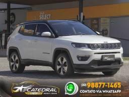 Título do anúncio: Jeep COMPASS LONGITUDE 2.0 4x2 Flex 16V Aut. 2018 *Pack Safety* Som Beats*