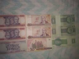 Cédulas de Cruzeiro - 300,00