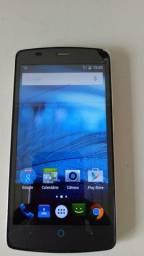 """Celular Smartphone Zte Blade L5 Tela 5"""" / 1GB Ram / 8GB Rom Usado"""