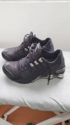 Nike Shox Preto (Original - N. 39)
