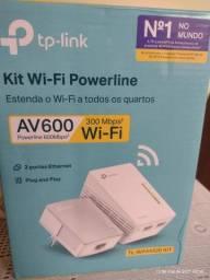Kit Wi-fi AV600 TL-WPA4220