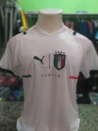 Camisa nova da Itália.