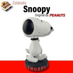 Estatueta Snoopy Caminhando | Original Semax