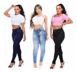 Título do anúncio: Jeans barato - calças femininas a partir de 28,00